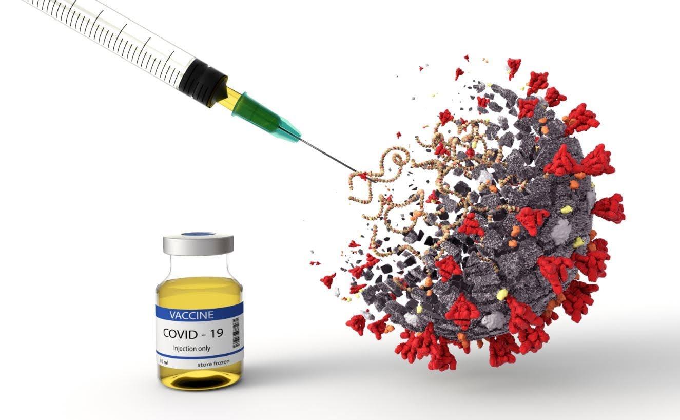 vaksinasi corona